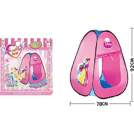 """Детская игровая палатка """"Принцессы"""" арт. 1220, фото 2"""