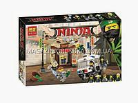 Конструктор Ninjago «Погоня в городе» Bela (Ниндзяго)