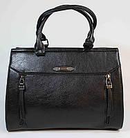 Небольшая каркасная классическая сумка