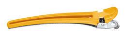 3150051 Зажим комбинированный Comair желтый 9,5 см (10шт в уп) за 1 шт