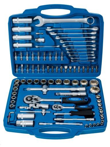 Набор инструментов 94 элемента MASTIFF