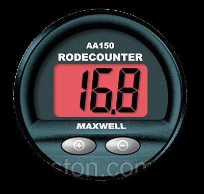 Счетчик цепи Maxwell AA150 с датчиком