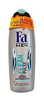 Гель для душа Fa Men Clean Pulse для тела, волос и лица - 250 мл.