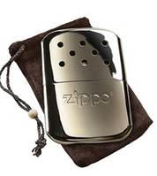 Каталитическая грелка для рук серебристая ZIPPO HAND WARMER 40282