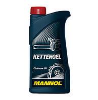 Масло для смазки режущих цепей пил MANNOL Kettenoel 1л
