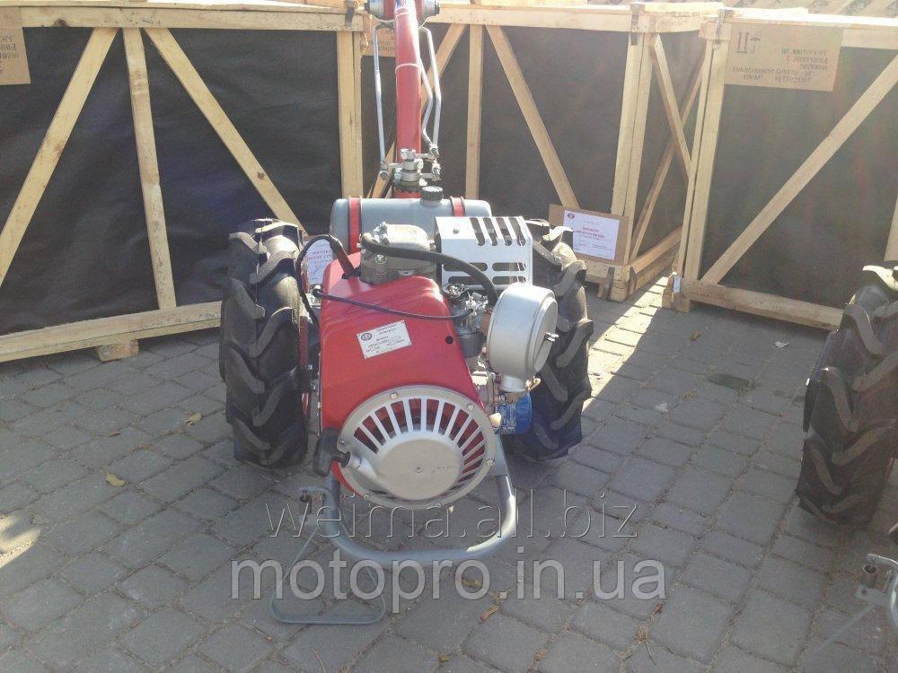 Мотоблок «Мотор Сич МБ-8», с бензиновым  двигателем МС-10П-02 (ручной запуск)