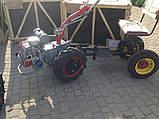 Мотоблок «Мотор Сич МБ-8», с бензиновым  двигателем МС-10П-02 (ручной запуск), фото 2
