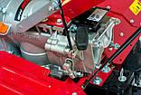 Мотоблок WEIMA WM1100С-6,  4+2 скорости, бенз 7,0л.с.,ручной стартер,  4,00-10 БЕСПЛАТНАЯ ДОСТАВКА*, фото 3