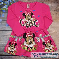 Платье с Микки для малышей Размеры: 1,2,3,4,5 лет (5862-2)