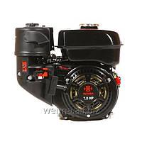 Двигатель WEIMA  WM170F-S NEW,  шпонка, вал 20 мм, бенз 7.0 л.с.