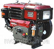 Двигатель BULAT  R180NЕ, дизель 8,0 л.с водяное Охлаждения, Электростартер, ЗИП.
