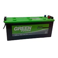 Аккумулятор 140 Ач  GREEN POWER (950EN) (д513*ш189*в195)