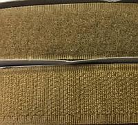 Лента липучка 20 мм.Койот (25м)(24 компл.в ящ)