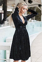 Вечернее платье  -ДАНИЭЛЛА- черный