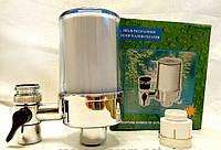 Фильтр для очистки воды, насадка на кран, переключатель, фильтр для воды на кран