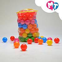 """Шарики для сухого бассейна """"Mega Ball"""""""