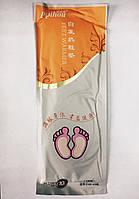 Самоклеющиеся грелки для ног 7 часов одноразовые, стельки с подогревом, размер 40-43