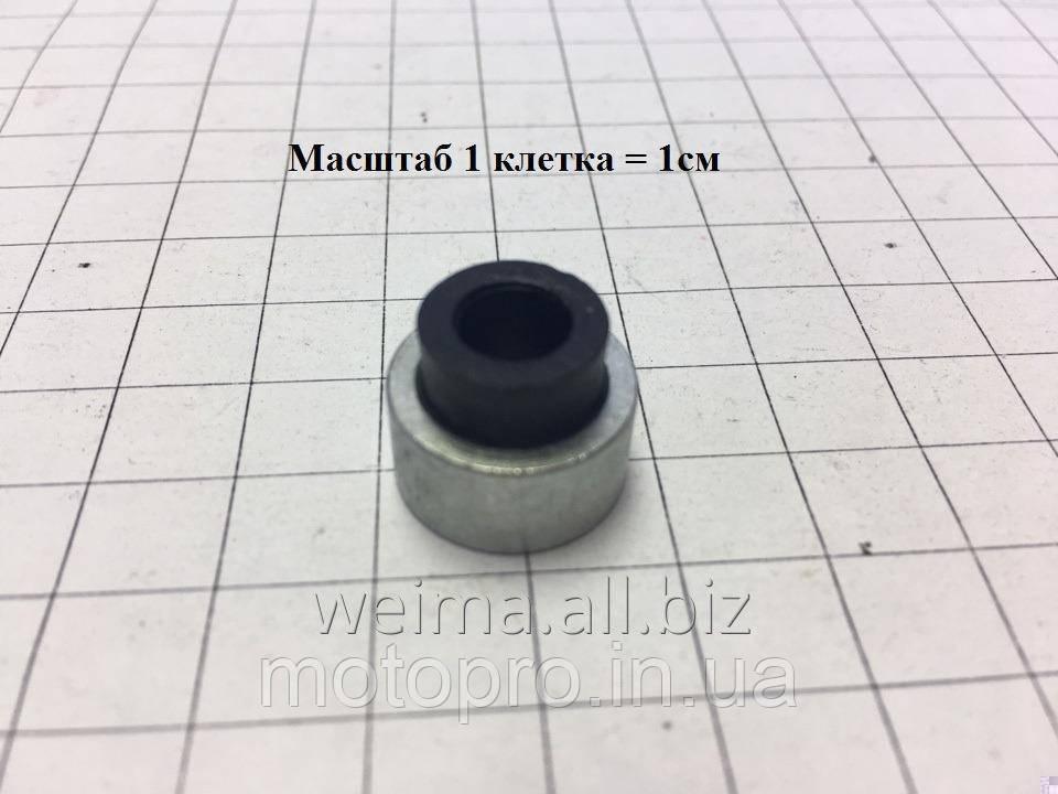 Шайба уплотн. форс. (алюм.+пластик)-под длинный распылит. 186F