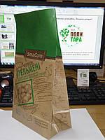 Ламинированная упаковка из белой крафтовой бумаги