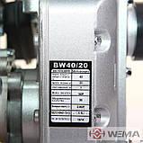 Мотопомпа BULAT BW40-20 (40 мм, 27 куб.м/час), фото 2
