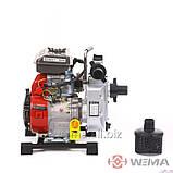 Мотопомпа BULAT BW40-20 (40 мм, 27 куб.м/час), фото 4