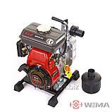 Мотопомпа BULAT BW40-20 (40 мм, 27 куб.м/час), фото 5