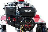 Мотоблок WEIMA WM1100C, KM, бензин 7,0 л.с. NEW,  DELUXE БЕСПЛАТНАЯ ДОСТАВКА*, фото 8