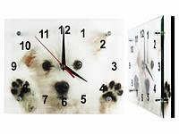 Часы настенные интерьерные Собака Дружок