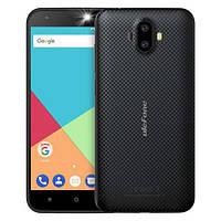 "Смартфон Ulefone S7 Black 1/8Gb, 8+5/5Мп, 4 ядра, 2sim, экран 5"" IPS, 2500mAh, GPS, 3G"