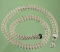Срібний ланцюжок ручної роботи