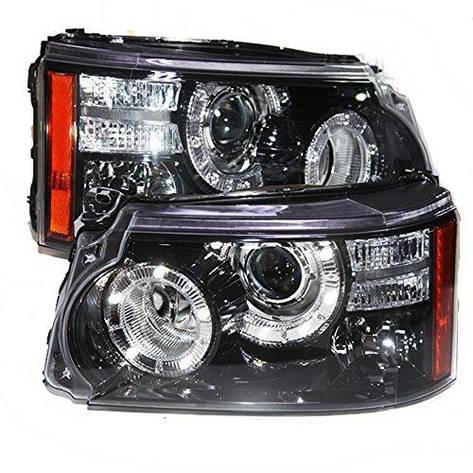 Штатная 2010 по 2012 год для Land Rover Range Rover Sport LED головная оптика, фото 2