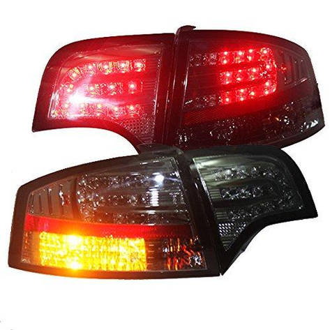 Штатная для Audi A4 B7 LED полоса Rear Lamps Back Lights 2005 по 2008 год SN, фото 2