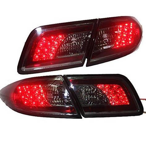 Штатна LED задня оптика для Mazda 6 M6 LED задня оптика 2006 по 2009 рік SN, фото 2