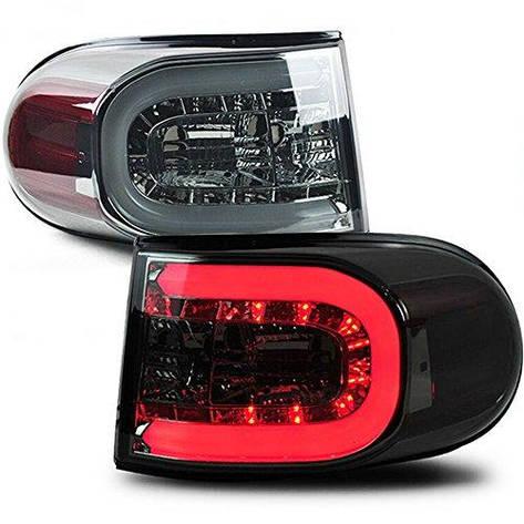 Штатна 2007 по 2014 рік для Toyota Fj Cruiser LED задня оптика, фото 2