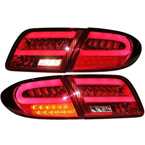 Штатная LED задняя оптика 2006 по 2009 год LD для Mazda 6 M6