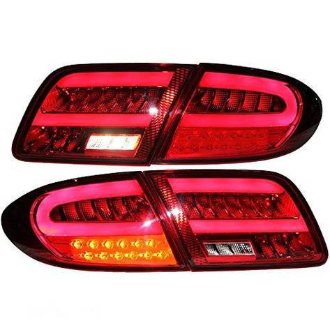Штатная LED задняя оптика 2006 по 2009 год LD для Mazda 6 M6, фото 2