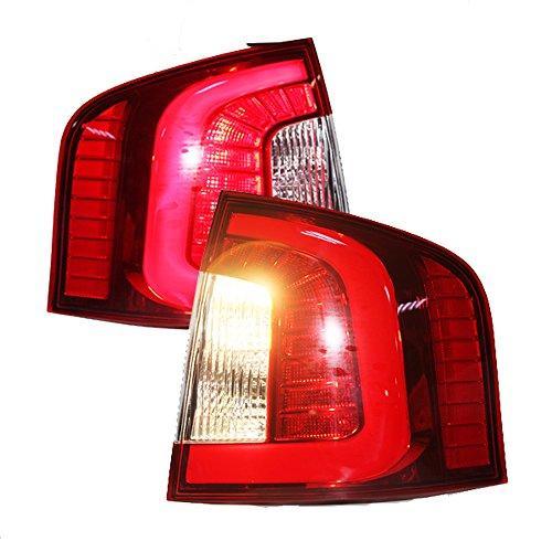 Штатна 2009 по 2013 рік для Ford Edge LED задня оптикаѕ червоний колір