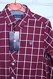 Рубашка в клетку для мальчиков на рост 86,92,98,104,110см, фото 2
