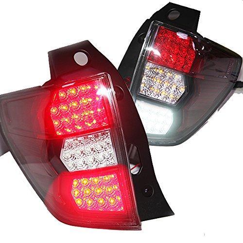 Штатная 2008 по 2012 год для Subaru Forester LED задняя оптика WH