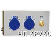 Панель розеточная ЭЩР-П-2К