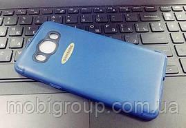 Чехол плотный с эмблемой Samsung J510 (2016)
