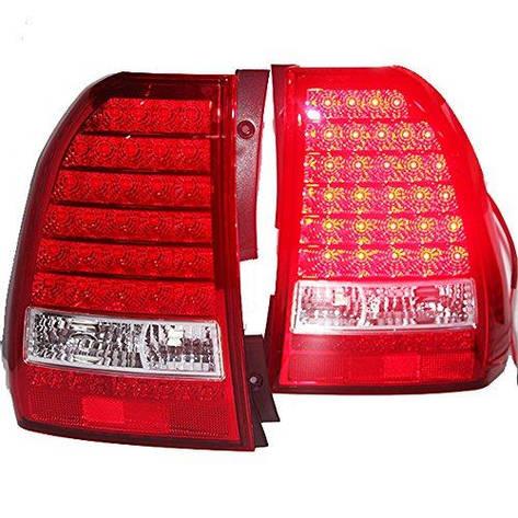 Штатная 2007 по 2009 год для Kia Sportage LED Rear Lamp WH, фото 2