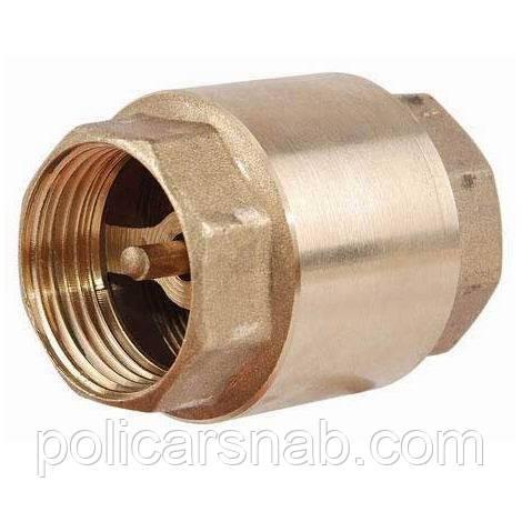 Клапан муфтовый Ду15
