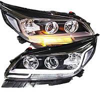 Штатная головная оптика с LED полосой 2012 по 2014 год для Chevrolet Malibu