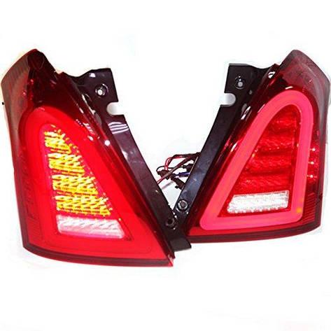 Штатная LED Back Light Tail Lamp 2006 по 2010 год для Suzuki Swift красный цвет, фото 2