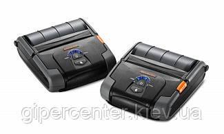 Мобильный принтер (чек+этикетка) BIXOLON SPP-R400BK (Bluetooth+USB), фото 2