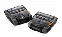 Мобильный принтер (чек+этикетка) BIXOLON SPP-R400BK (Bluetooth+USB)