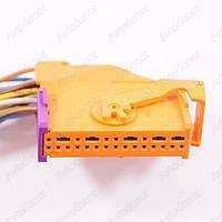 Разъем электрический 30-и контактный (41-9) б/у B1030-Y580