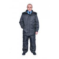Куртка утепленная Аскольд черная