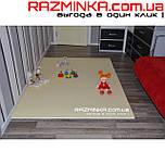 Детский коврик на пол Kiddy 200х140см, толщина 15мм